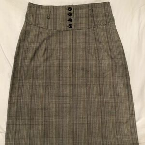 Vintage pencil skirt from 1960's